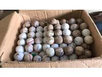 Personal Golf Balls.