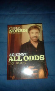 Chuck Norris Book for Sale