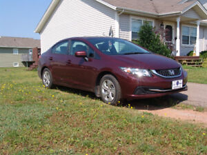 2014 Honda Civic LS