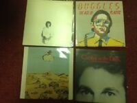 Various vinyl albums -will sell separately