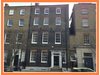 Serviced Offices in * Clerkenwell-WC1N * Office Space To Rent