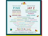 1X V Festival Ticket Weston park Staffordshire SATURDAY DAY TICKET