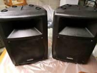 Meridian speakers