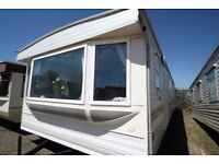Static Caravan for Sale- Pemberton Monte Carlo- DOUBLE GLAZED AND CENTRAL HEATED!!