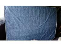 Double waterproof mattress