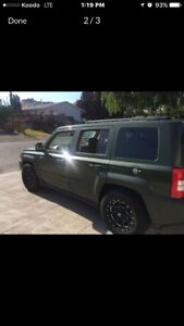 2009 Jeep Patriot sell or trade
