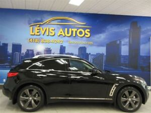2009 Infiniti FX50 S AWD V-8 5.0 LITRES 390 HP GPS NAVIGATION TO