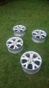 Mazda 3 GTS Factory Rims USED