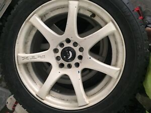 "16"" RTX rims with great tires"