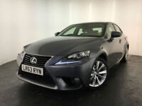 2013 63 LEXUS IS300H LUXURY AUTO HYBRID 1 OWNER SERVICE HISTORY FINANCE PX