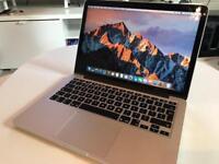 Apple MacBook Pro 13 inch Early 2015 CoreI5 128gb Warranty remaining