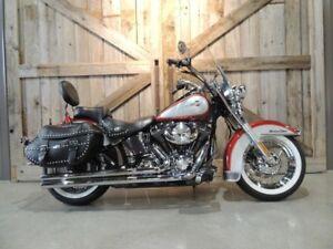 2004 Harley-Davidson FLSTC Heritage Softail Classic