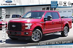 2017 Ford F-150 XLT*SPORT*143$/SEMAINE*