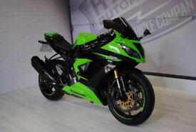 2014 - KAWASAKI ZX-6R EDF, IMMACULATE CONDITION, £6,490 OR FLEXIBLE FINANCE