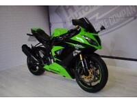 2014 - KAWASAKI ZX-6R EDF, IMMACULATE CONDITION, £6,750 OR FLEXIBLE FINANCE