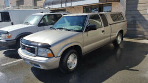 $4,999 · 2003 Gmc sonoma extended cab OBO