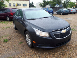 2011 Chevrolet Cruze LS+ w/1SB Sedan- CLEAN CARPROOF