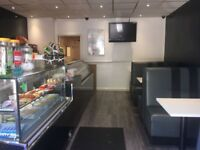 Waffle & ice cream parlour for sale