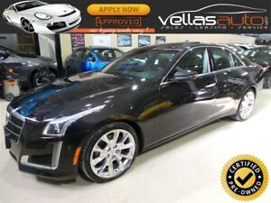 2014 Cadillac CTS 3.6L Premium 3.6L| PERFORMANCE CTS4| 19ALLOYS