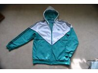 Adidas zip jacket, Large