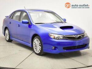 2009 Subaru Impreza WRX 4dr awd