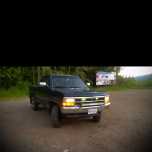 1993 Dodge Dakota LE Pickup Truck 3.9 V6
