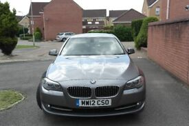 BMW 5 Series - 520D Efficient Dynamics - 2012