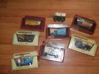 Old Matchbox cars