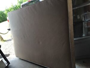 """Queen Size Box Spring,like New/80"""" By 5'"""