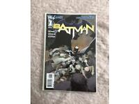 Batman: New 52 Number 1