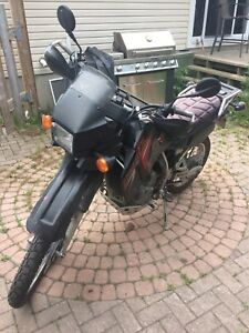 2005 KLR650 Great deal.