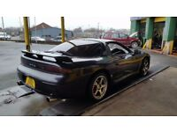 Only £200/year insurance SPORTS Touring Mitsubishi GTO automatic classic Investment
