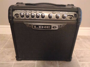 Line6 Spider III 15 watt Amplifier with Onboard Effects