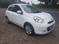 2011 NISSAN MICRA 1.2 IDEAL FIRST CAR LOW MILES MOT UNTIL APRIL 2018 SPOTLESS THROUGHOUT