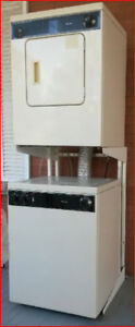 Used Stackable Washer and Dryer