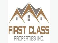 PROFESSIONAL HOUSE PAINTING by First Class Properties Inc
