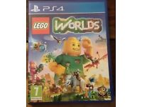 Lego Worlds Game for PS4