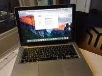 Late 2011 MacBook Pro 13 Inch