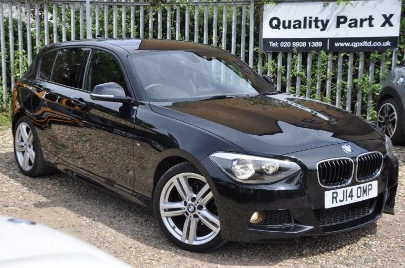 BMW Series D M Sport Sports Hatch Dr Startstop - Bmw 1 series 2014
