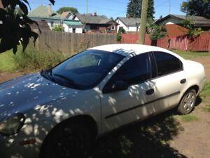 2004 Dodge 4 Door Neon