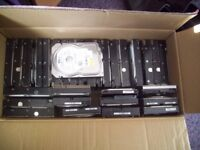 job lot hard drives