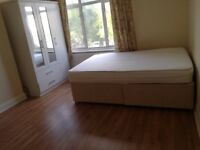 Double bedroom close to wembley park and wembley central including bills