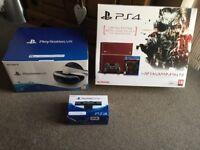 PS4 & psvr