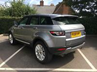 Land Rover Range Rover Evoque SD4 PRESTIGE (grey) 2013-12-05