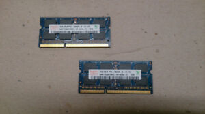 Apple RAM 2 x 2gb