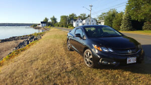 2015 Honda Civic Coupe (2 door)