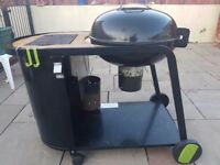 Large Trolley Kettle Barbeque, Blooma Kinley BBQ £65