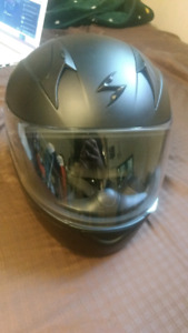 Scorpion EXO - R410 Motorcycle Helmet size L $150 OBO