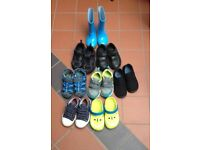 Boys shoes bundle size 7, good condition some hardly worn.