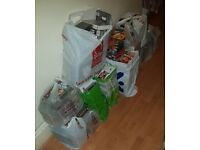 Vhs to clear 11 bags M6
